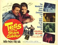 Tess of the Storm Country - 11 x 14 Movie Poster - Style A