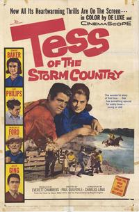 Tess of the Storm Country - 11 x 17 Movie Poster - Style A
