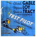 Test Pilot - 11 x 17 Movie Poster - Style B