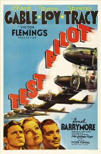 Test Pilot - 11 x 17 Movie Poster - Style A