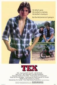 Tex - 11 x 17 Movie Poster - Style A