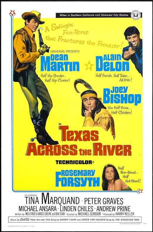Across the River movie