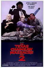 The Texas Chainsaw Massacre 2 - 11 x 17 Movie Poster - Style A