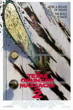 The Texas Chainsaw Massacre 2 - 11 x 17 Movie Poster - Style B