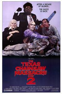 The Texas Chainsaw Massacre 2 - 11 x 17 Movie Poster - Style A - Museum Wrapped Canvas
