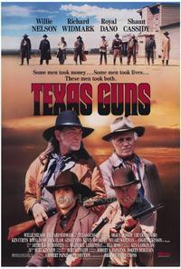 Texas Guns - 27 x 40 Movie Poster - Style A