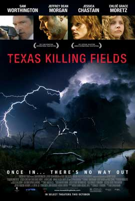Texas Killing Fields - 43 x 62 Movie Poster - Bus Shelter Style A