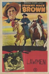 Texas Lawmen - 27 x 40 Movie Poster - Style A