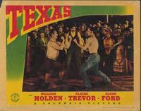 Texas - 11 x 14 Movie Poster - Style B
