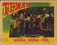 Texas - 11 x 14 Movie Poster - Style C