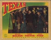 Texas - 11 x 14 Movie Poster - Style E
