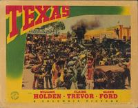 Texas - 11 x 14 Movie Poster - Style F
