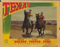Texas - 11 x 14 Movie Poster - Style G