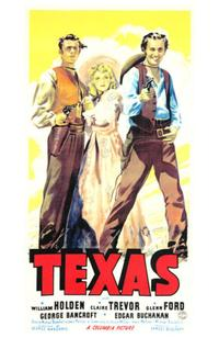 Texas - 43 x 62 Movie Poster - Bus Shelter Style A