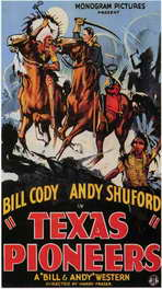 Texas Pioneers - 11 x 17 Movie Poster - Style A