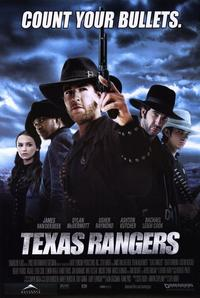 Texas Rangers - 11 x 17 Movie Poster - Style A