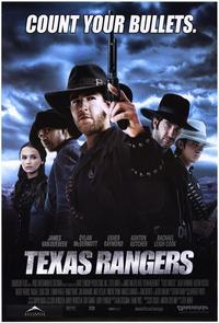 Texas Rangers - 27 x 40 Movie Poster - Style A