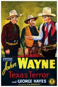 Texas Terror - 27 x 40 Movie Poster - Style A