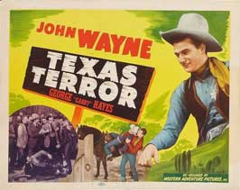 Texas Terror - 11 x 14 Movie Poster - Style A
