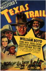 Texas Trail - 11 x 17 Movie Poster - Style A