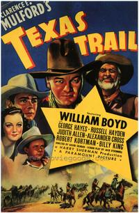 Texas Trail - 43 x 62 Movie Poster - Bus Shelter Style A