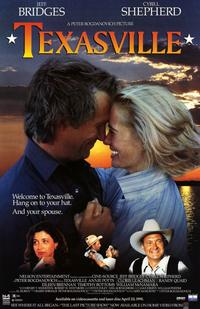 Texasville - 11 x 17 Movie Poster - Style A