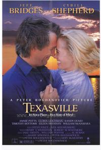 Texasville - 27 x 40 Movie Poster - Style A