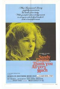 Thank You All Very Much - 27 x 40 Movie Poster - Style A