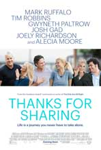 Thanks For Sharing - 27 x 40 Movie Poster - Style A