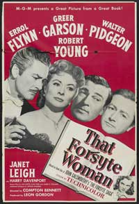That Forsyte Woman - 11 x 17 Movie Poster - Style C