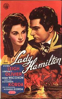 That Hamilton Woman - 11 x 17 Movie Poster - Spanish Style C