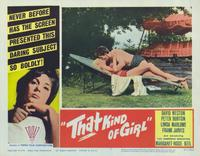 That Kind Of Girl - 11 x 14 Movie Poster - Style D