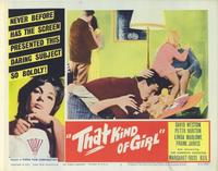 That Kind Of Girl - 11 x 14 Movie Poster - Style H