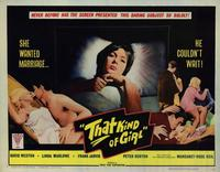 That Kind Of Girl - 22 x 28 Movie Poster - Half Sheet Style A