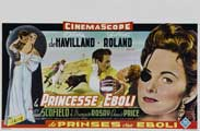 That Lady - 27 x 40 Movie Poster - Belgian Style A