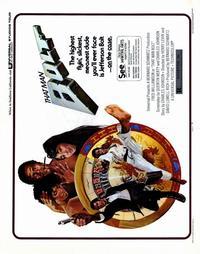 That Man Bolt - 22 x 28 Movie Poster - Half Sheet Style A