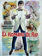 That Man from Rio - 11 x 17 Movie Poster - Spanish Style B