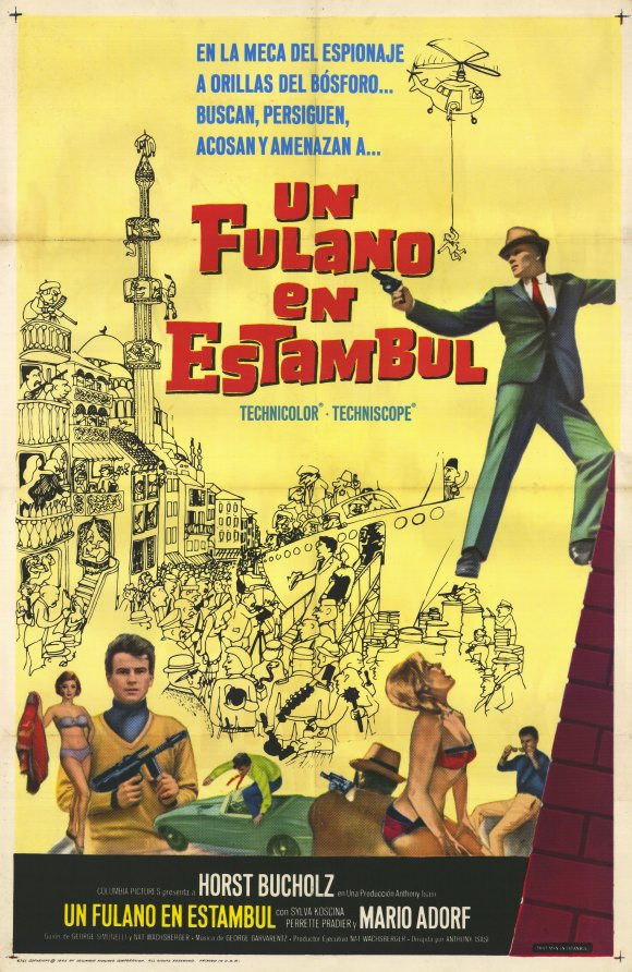 That Man in Istanbul (1965): download torrent