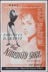 That Naughty Girl - 27 x 40 Movie Poster - Style A