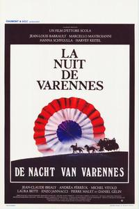 That Night in Varennes - 11 x 17 Movie Poster - Belgian Style A