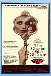 That Obscure Object of Desire - 27 x 40 Movie Poster - Style A