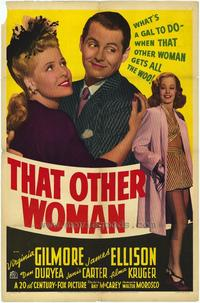 That Other Woman - 27 x 40 Movie Poster - Style A