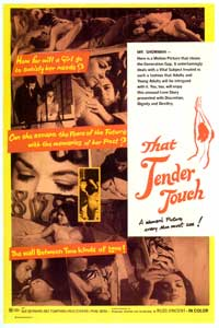 That Tender Touch - 11 x 17 Movie Poster - Style B
