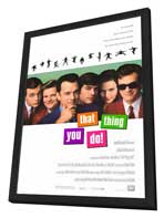 That Thing You Do! - 27 x 40 Movie Poster - Style A - in Deluxe Wood Frame