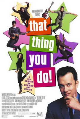That Thing You Do! - 27 x 40 Movie Poster - Style B