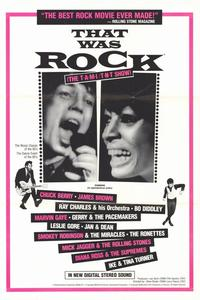 That Was Rock - 11 x 17 Movie Poster - Style A