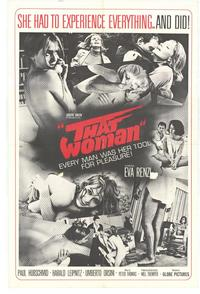 That Woman - 11 x 17 Movie Poster - Style A