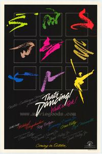 That's Dancing! - 27 x 40 Movie Poster - Style A