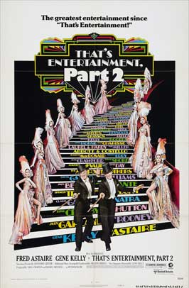 That's Entertainment, Part 2 - 27 x 40 Movie Poster - Style C