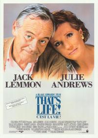 That's Life! - 27 x 40 Movie Poster - Belgian Style A